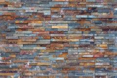 Текстура влажного ржавого камня Стоковое фото RF