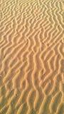 Текстура волн песка Стоковое фото RF