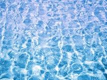 Текстура воды поверхностная Стоковые Фотографии RF