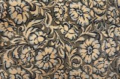 текстура вышивки ткани Стоковые Изображения