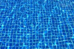 Текстура в бассейне Стоковое фото RF