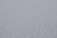 Текстура гениального естественного конца-вверх предпосылки снега стоковые изображения