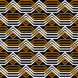 текстура геометрической картины переплетения безшовная бесплатная иллюстрация