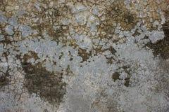Текстура гипсового цемента Стоковая Фотография RF