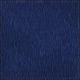 Текстура голубого демикотона Стоковые Фотографии RF