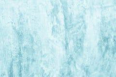 Текстура голубого искусства конкретная для предпосылки в черноте Стоковое Изображение RF