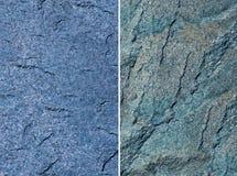 текстура голубого камня Стоковые Изображения RF