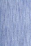 текстура голубых джинсов Стоковое Изображение RF
