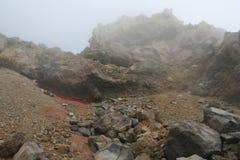 текстура горы Стоковое фото RF
