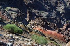 текстура горы Стоковые Изображения RF