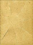 текстура гофрированная картоном Стоковое Изображение