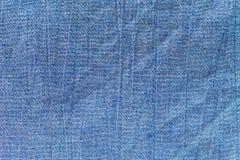 текстура голубого демикотона Стоковое Изображение RF