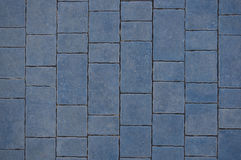 Текстура голубой поверхности плитки Стоковые Фото