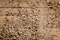 Текстура гравия конкретная высококачественная Стоковые Фото