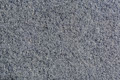 Текстура гранита - серый камень скопируйте космос Выбитая поверхность Стоковое фото RF