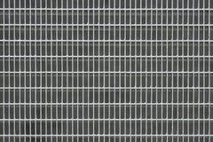 Текстура гриля металла Стоковые Изображения