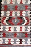 Текстура грузинского традиционного ковра шерстей, Georgia Стоковые Фото