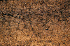 Текстура грязной улицы страны Стоковая Фотография