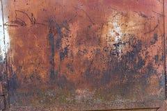 Текстура дверей металла стоковое фото rf