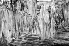 Текстура дверей металла Стоковая Фотография RF