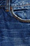 текстура демикотона Стоковая Фотография RF