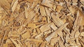 Текстура деревянных щепок Стоковые Фотографии RF