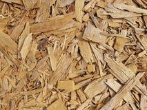 Текстура деревянных щепок Стоковые Фото