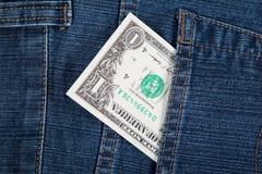 текстура джинсовой ткани Стоковые Изображения RF