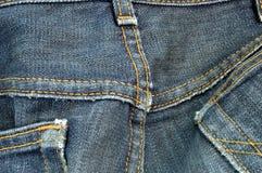 текстура джинсовой ткани 3 Стоковая Фотография RF