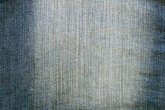 текстура джинсыов джинсовой ткани Стоковое фото RF