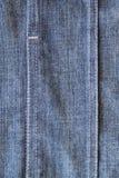 текстура джинсыов предпосылки Стоковое Фото