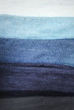текстура джинсыов Стоковое фото RF