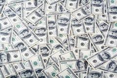 текстура доллара Стоковая Фотография RF
