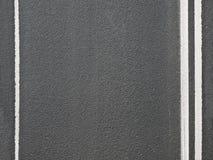 текстура дороги асфальта Стоковая Фотография RF