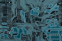 текстура доски электронная стоковое фото rf