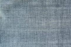 Текстура демикотона абстрактной предпосылки голубая Стоковая Фотография RF