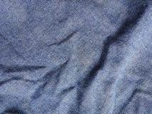 Текстура демикотона шва Стоковая Фотография