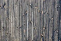 Текстура дерева от старой загородки Стоковая Фотография RF