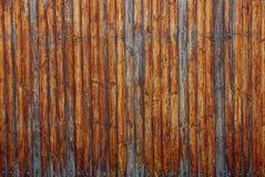 Текстура дерева от старой загородки Стоковые Фото