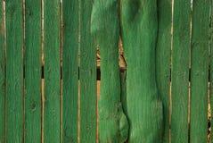 Текстура дерева от старой загородки Стоковое Изображение