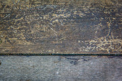 Текстура деревянной стены Стоковая Фотография RF