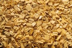 Текстура деревянных щепок Стоковая Фотография RF