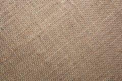 Текстура естественного белья Стоковые Изображения