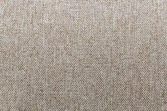 Текстура естественной ткани linen для дизайна, текстурированной дерюги вертел Стоковое Изображение