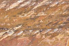 Текстура желтого камня Стоковая Фотография RF