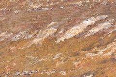 Текстура желтого камня Стоковое Фото