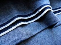 Текстура джинсовой ткани Стоковые Фото