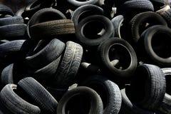 текстура загрязнения пневматики предпосылки черная Стоковое фото RF