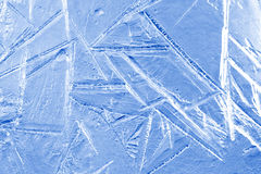 текстура заморозка Стоковая Фотография RF