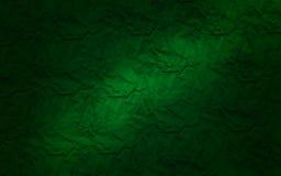 Текстура зеленой бумаги Стоковые Фотографии RF